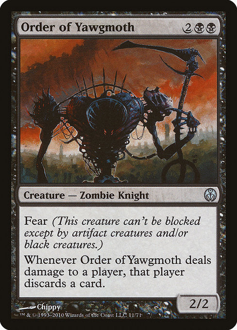 Order of Yawgmoth [Duel Decks: Phyrexia vs. the Coalition] | Gear Gaming Bentonville