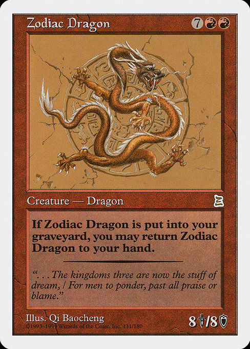 Zodiac Dragon [Portal Three Kingdoms] | Gear Gaming Bentonville