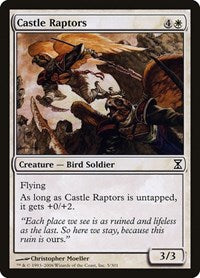 Castle Raptors [Time Spiral] | Gear Gaming Bentonville