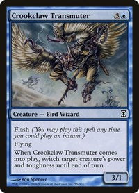Crookclaw Transmuter [Time Spiral] | Gear Gaming Bentonville