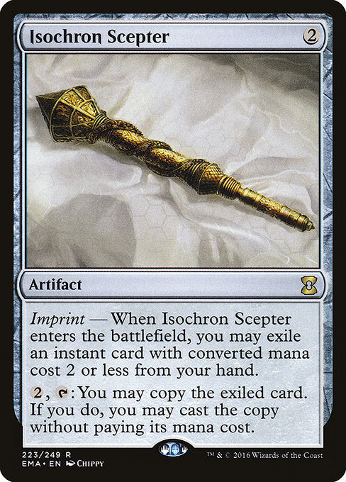Isochron Scepter [Eternal Masters] | Gear Gaming Bentonville