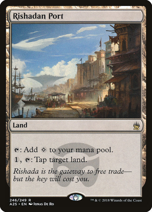 Rishadan Port [Masters 25] | Gear Gaming Bentonville