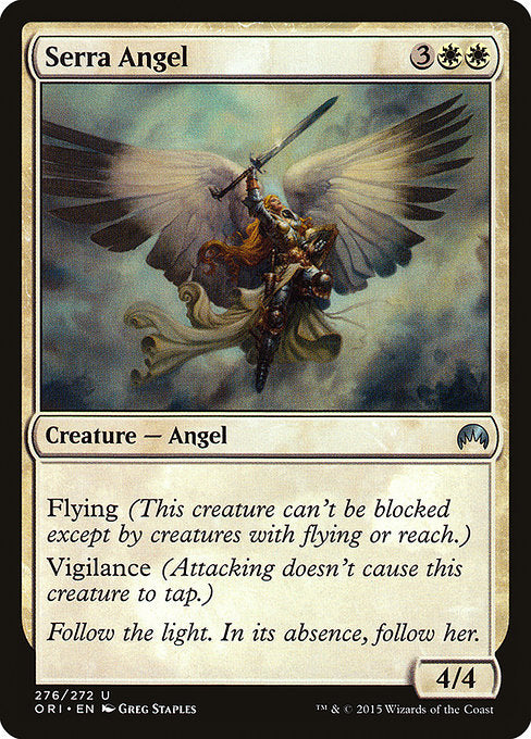 Serra Angel [Magic Origins] | Gear Gaming Bentonville