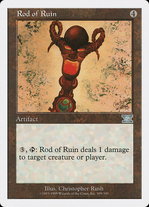 Rod of Ruin [Classic Sixth Edition] | Gear Gaming Bentonville
