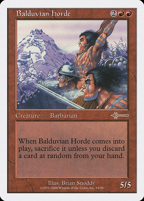 Balduvian Horde [Beatdown Box Set] | Gear Gaming Bentonville