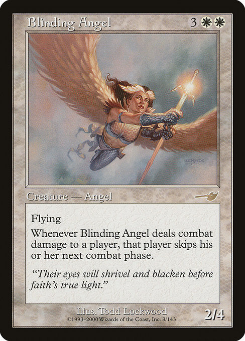 Blinding Angel [Nemesis] | Gear Gaming Bentonville
