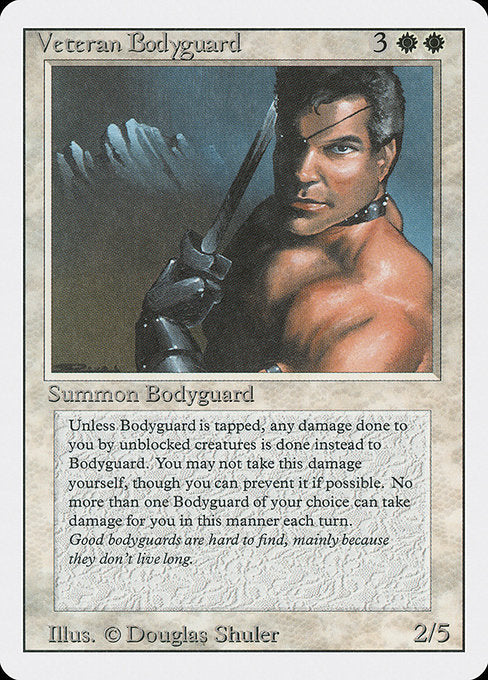 Veteran Bodyguard [Revised Edition] | Gear Gaming Bentonville