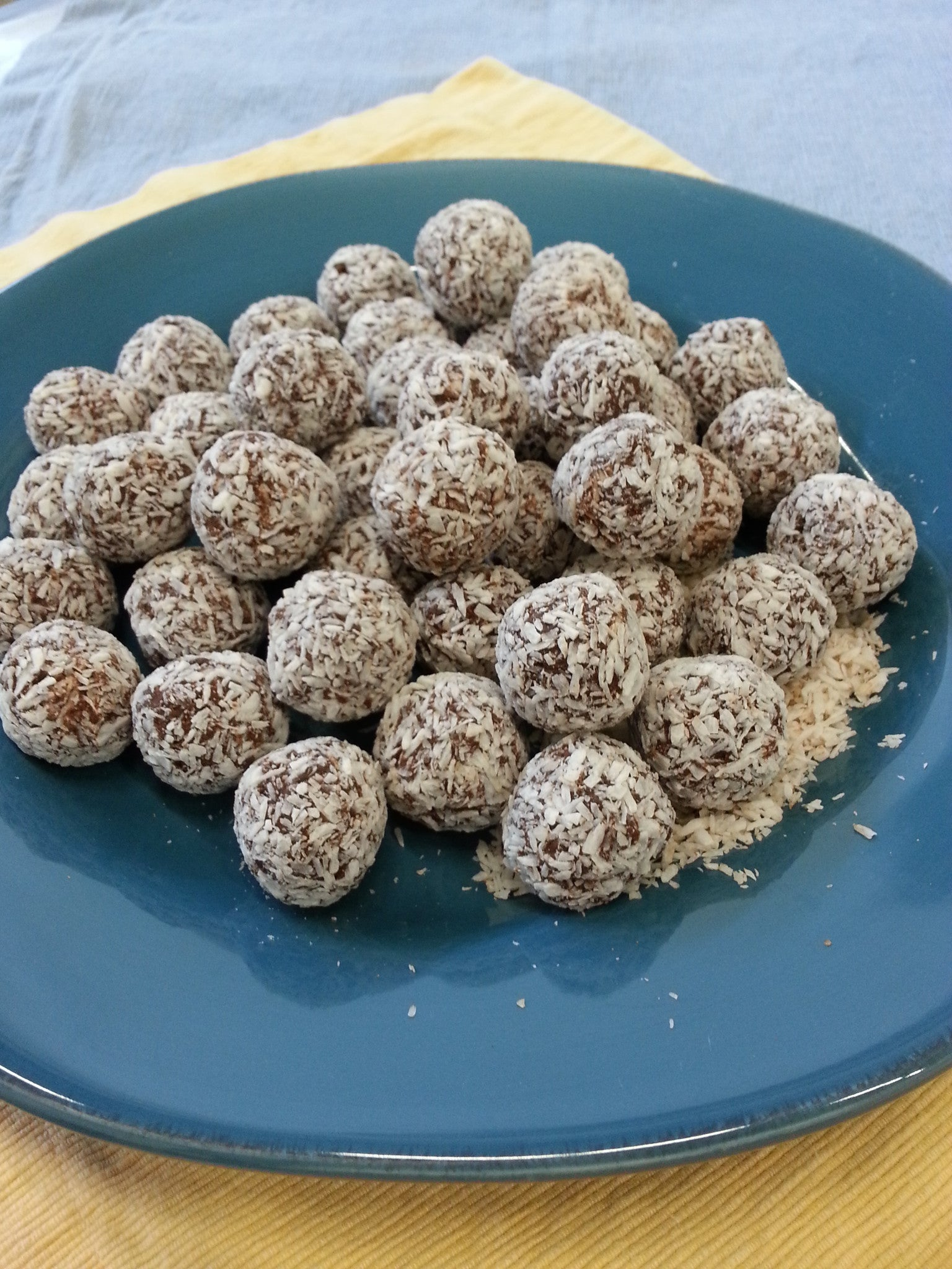 Coconut Truffles, By-The-Pound