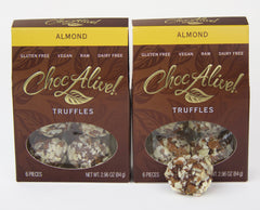 Almond Truffles, 2 Box Set