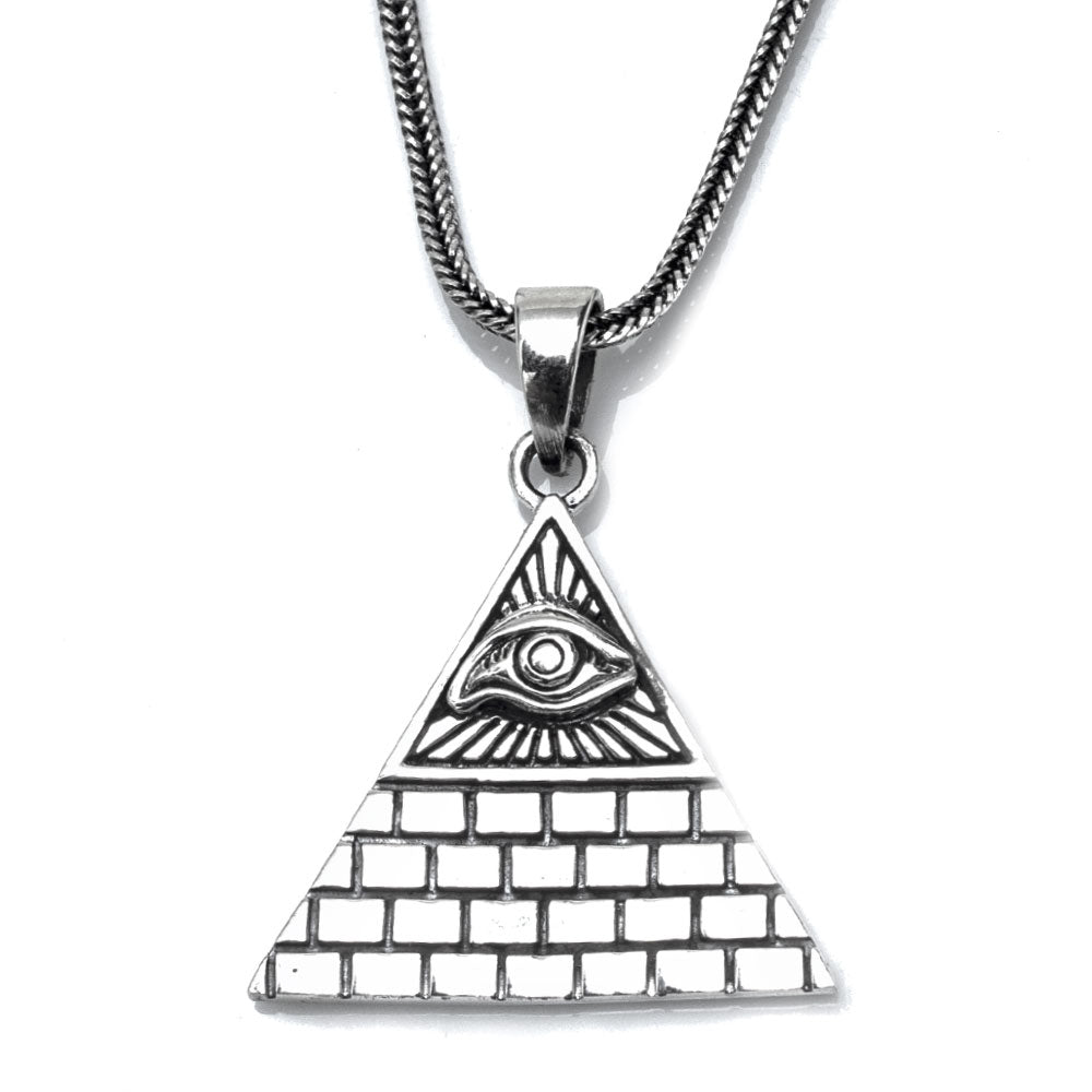 Wicter eye of providence necklace ARLNM004