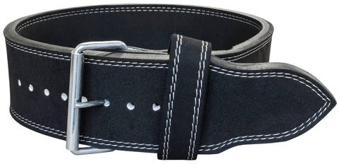 Strength Shop 10mm Single Prong Belt - IPF Approved - Black - Strength Shop USA