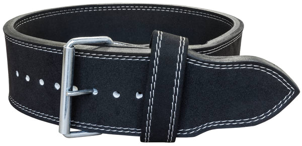 Strength Shop 13mm Single Prong Belt - IPF Approved - Black - Strength Shop USA