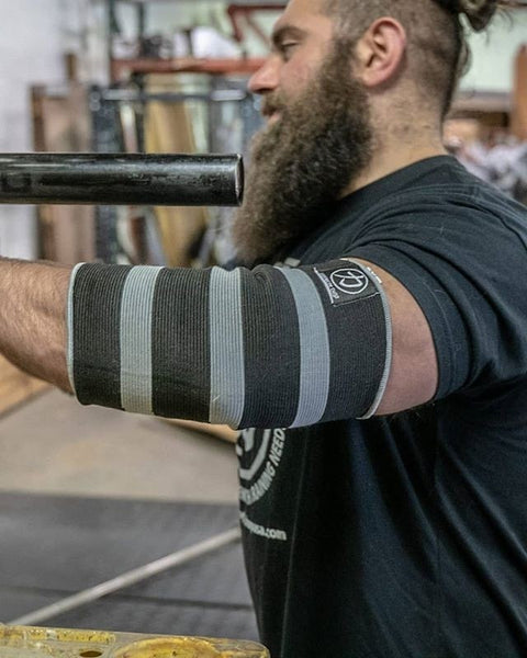 Strength Shop Odin Elbow Sleeves - Triple Ply - Strength Shop USA
