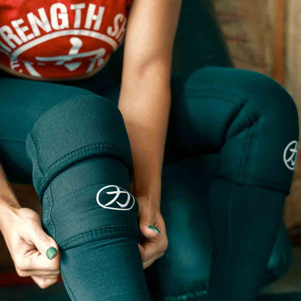 Strength Shop 7mm Inferno Knee Sleeves - IPF Approved - Strength Shop USA