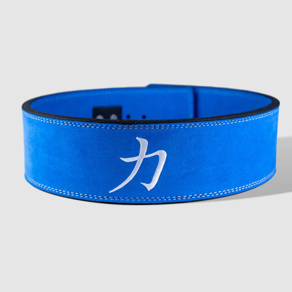 Strength Shop 10mm Lever Belt - IPF Approved - Blue **Ships on January 15th** - Strength Shop USA
