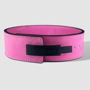 Strength Shop 10mm Lever Belt - IPF Approved - Pink  **Ships on February 5th** - Strength Shop USA