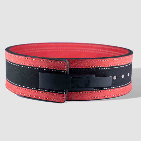 Strength Shop 13mm Lever Belt - IPF Approved - Inferno **Ships on January 15th** - Strength Shop USA