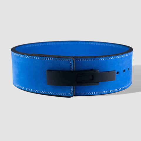 Strength Shop 10mm Lever Belt - IPF Approved - Blue  **Ships on February 5th** - Strength Shop USA