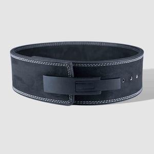 Strength Shop 13mm Lever Belt - IPF Approved - Black **Ships on February 5th** - Strength Shop USA
