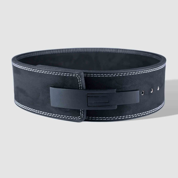 Strength Shop 13mm Lever Belt - IPF Approved - Black - Strength Shop USA
