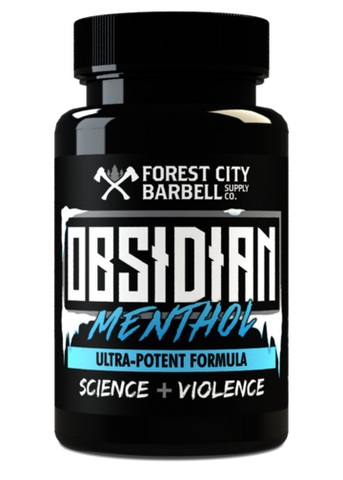 OBSIDIAN MENTHOL ULTRA Ammonia - Strength Shop USA