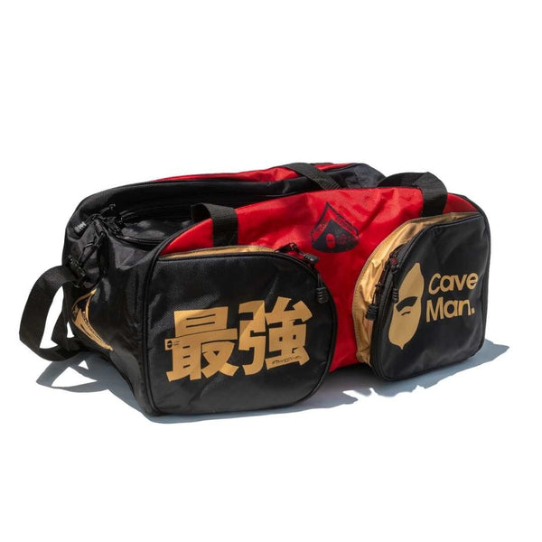 "Affinity CaveMan ""Stronger"" Kit Bag - Strength Shop USA"