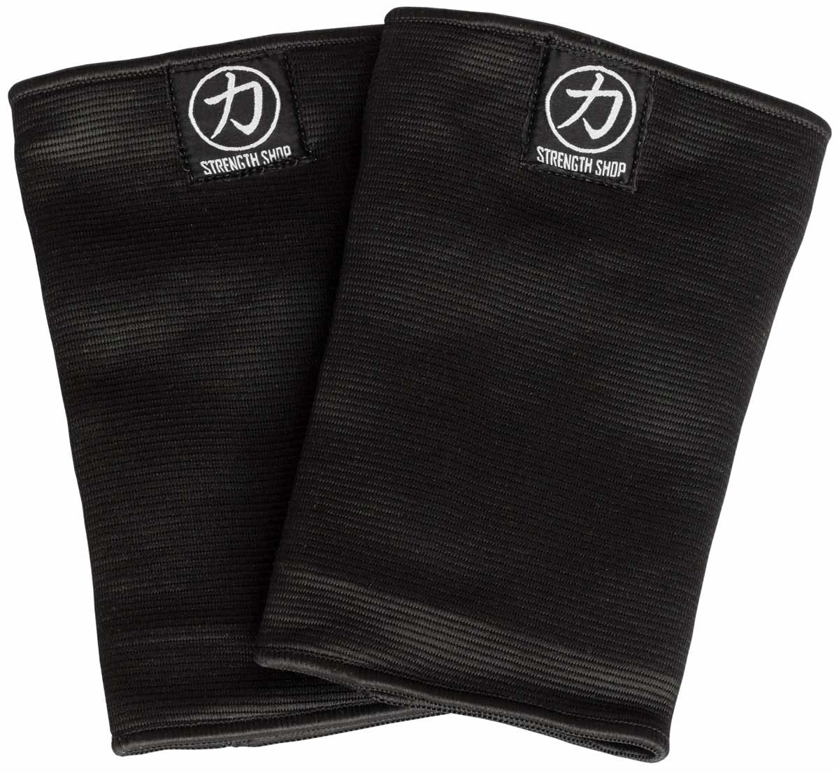 Strength Shop Odin Elbow Sleeves - Triple Ply - Black - Strength Shop USA