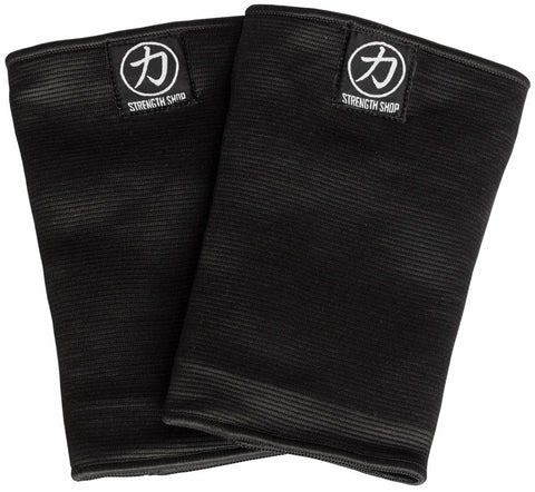 Strength Shop Odin Knee Sleeves - Triple Ply - Black - Strength Shop USA
