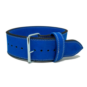 Strength Shop 13mm Single Prong Belt - IPF Approved - Blue - Strength Shop USA