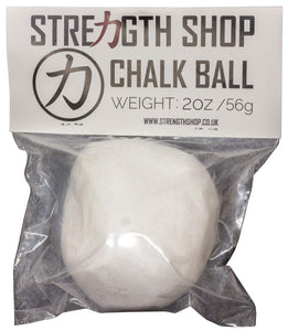 Strength Shop Chalk Ball - 56g (2oz) - Strength Shop USA