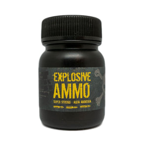 Strength Shop Explosive Ammo Smelling Salts - 50ml - Strength Shop USA