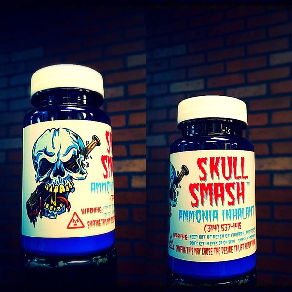Skull Smash Ammonia - Strength Shop USA