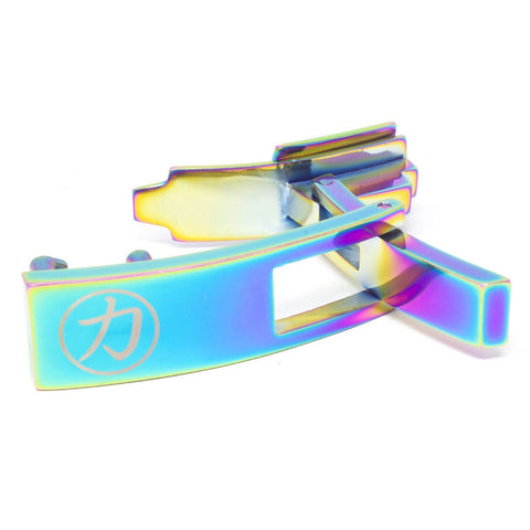 Strength Shop Steel Lever Buckle - Multi Color w/lifetime warranty - Strength Shop USA