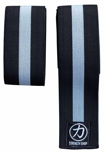 Strength Shop Super Stiff Knee Wraps - USPA Approved - Strength Shop USA