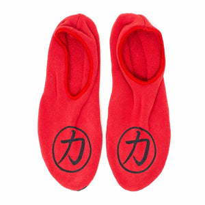 Strength Shop Deadlift Slippers - Red - IPF Legal - Strength Shop USA