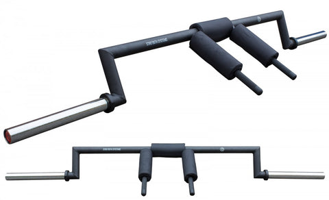 Strength Shop Riot Safety Squat Bar - Ships on January 29th - Strength Shop USA