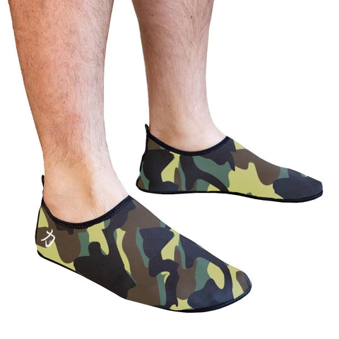 Strength Shop Riot Deadlift Slippers - Camo - IPF legal - Strength Shop USA