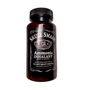American Whiskey Skull Smash Ammonia - Strength Shop USA