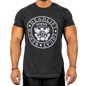 SQUAT BENCH DEADLIFT T-Shirt - Strength Shop USA