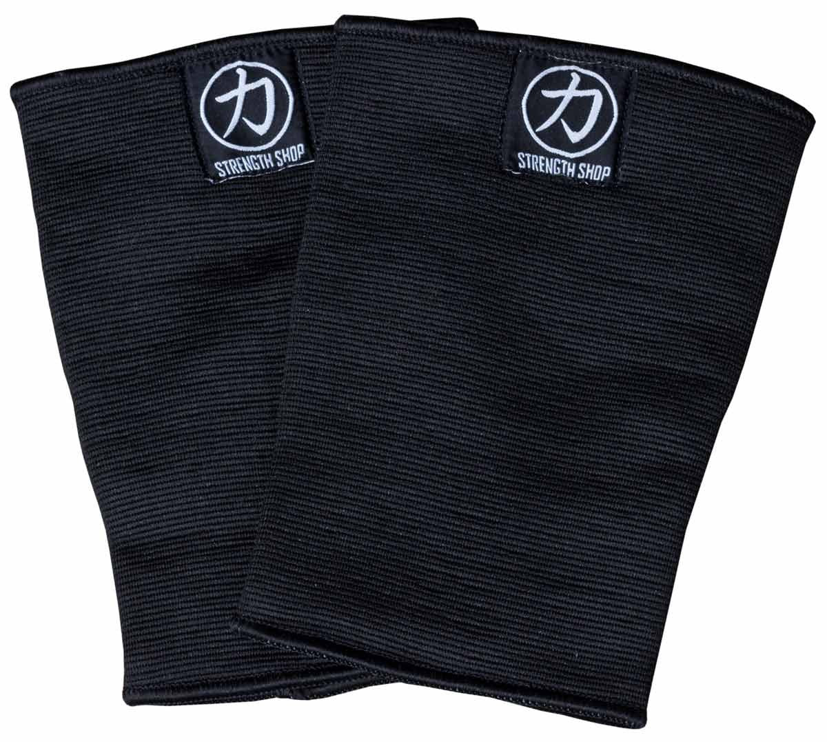 Strength Shop Thor Knee Sleeves - Double Ply - Black - Strength Shop USA