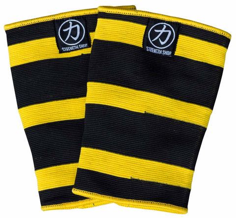 Strength Shop Thor Knee Sleeves - Double Ply - Strength Shop USA