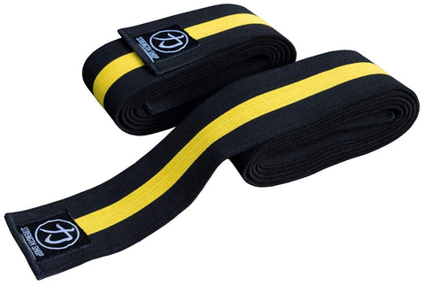 Strength Shop Stiff Knee Wraps - USPA Approved - Strength Shop USA