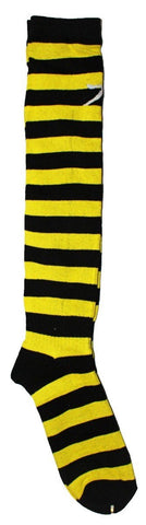 Strength Shop Deadlift Socks - Black/Yellow - Strength Shop USA