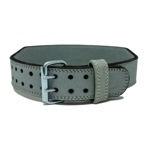 Strength Shop Weightlifting Belt - Grey - Strength Shop USA