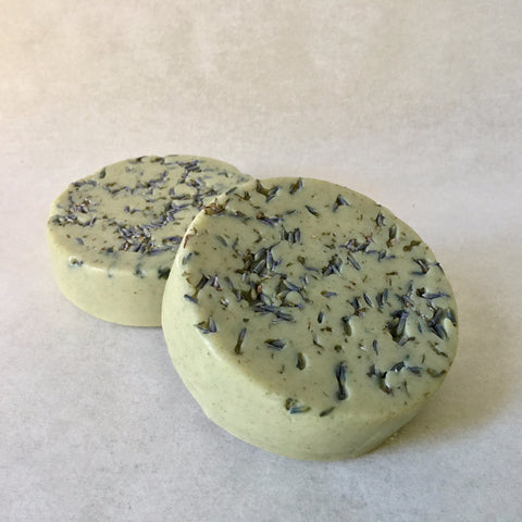Lavender Rosemary Goat's Milk Soap