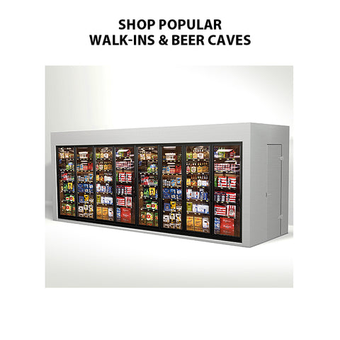 Used Walk In Coolers For Sale >> Walk In Coolers Freezers Beer Caves For Sale Modern Store