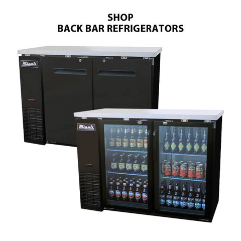 buy back bar refrigerator