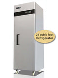 Migali Single Solid Door REFRIGERATOR C-1R