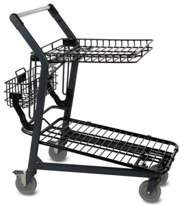 VersaCart EZ Tote 570 Metal Shopping Cart