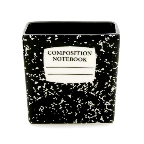 Composition Pencil Holder